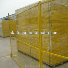 6'x10' Portable Fencing with base plate and caps connectors