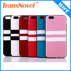Wholesale Cheap price PU Leather Case For iPhone 6, For iPhone 6 Case, For iPhone 6 Leather Case