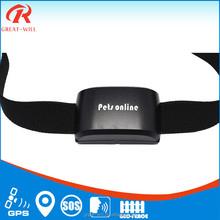 pet gps tracker detector/dog tracking gps/cat collar gps