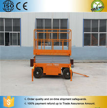 China supplier manufacture excellent quality mobile scissor lift mechanism