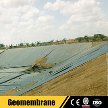 China top Quality HDPE geomembrane waterproof membrane real factory