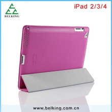 Cheap stock product Stand tablet case for ipad, smart cover for ipad