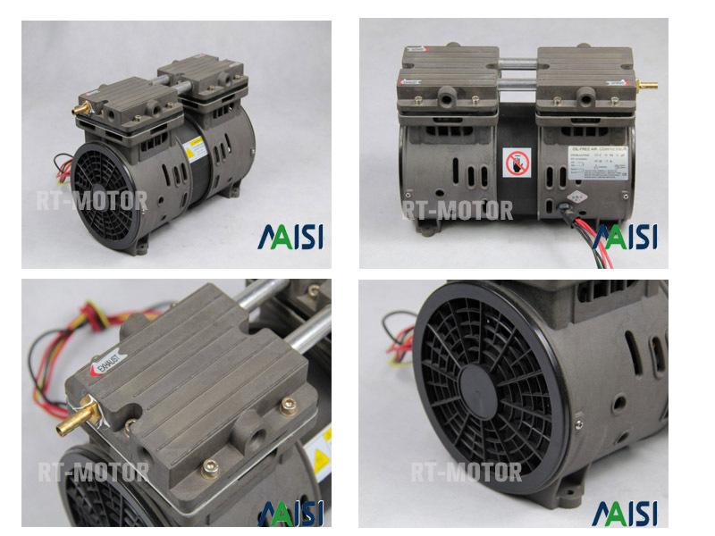 Small air piston compressor pumps air pump motor view for Air compressor pump and motor