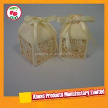 Lace Paper Wedding Cupcake Packaging