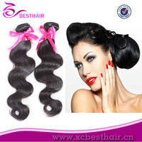 Hair factory real human hair pony tails for sale body twist hair weaving