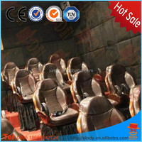 Amusement game machine popular cinema ride 9d home theater