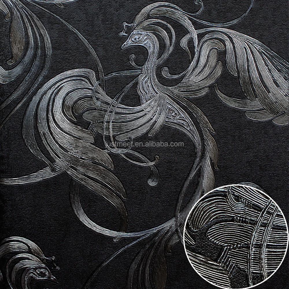 High quality and cheap price korea designer wallpaper for Cheap designer wallpaper