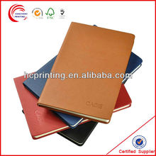 Hot Sell A5 Leather Notebook Cover