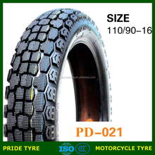 Off-Road Pattern Hot Africa 110/90-16, 110/90-17, Motorcycle Tire