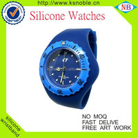 Cheap custom silicone watches