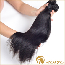 Mix length unprocessed natural brazilian expression hair piece