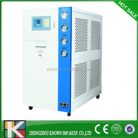 big capacity home use mini small water cooled chiller for sale