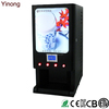 Yinong GBD203D Best price automatic commercial coffee milk tea juice vending machine for sale