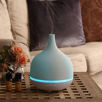 Hot selling Christmas gifts electric aromatherapy diffuser ultrasonic /aromatic diffuser wholesale with 7 color changing LED