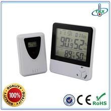 wireless temperature sensor remote temperature monitoring digital thermometer with remote sensor