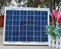 Top Supplier High Efficiency 15W poly soalr panel 15W soalr module 12v 15w solar panel for led light