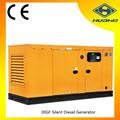 30kw preço gerador diesel, pack silenciosa gerador diesel de baixo consumo