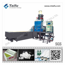 High cost-effective EPS Beads Preforming Machine Batch Pre expander