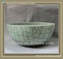 RYXC09 Ceramic Big Crackle Bowl