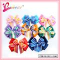 Bébé filles cheveux accessoires ne se fanent pas de déformation noeud papillon bow cheveux cheerleading
