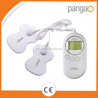 Hot sale acupuncture TENS machine massage electrode pads home health care products /Highly effective Digital TENS machine