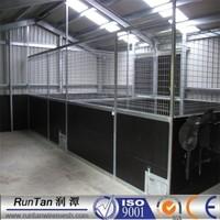 Australian Standard 3.6x2.2m used horse stall (Since 1989)