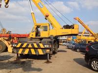 40ton Used condition Tadano TR-400E rough terrain crane in shanghai for sale