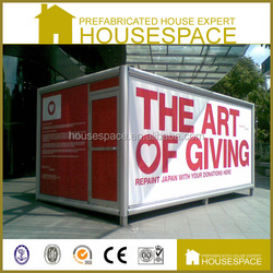 Demountable Foldable Prefabricated Paint Steel House Siding