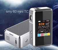 2015 big vapor smoke e pen cig smy 60w box mod. vv vw ecig mod,smy35 watt mini e cigarette 2015/