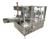Full Auto Premade Pouch Filling& Sealing Machine
