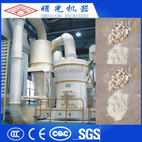 The whole production line for making gypsum powder