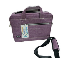 Popular Polyester and Cotton lady Laptop Bag, Laptop Sleeve