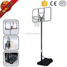 China Taizhou good quality transparent plastic basketball backboard