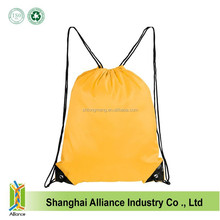 Customized 210D Waterproof Polyester Bag Backpack/Drawstring Sport Backpack Bag