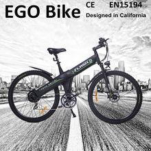 Flash,Ego-bike pedal dirt electric bike