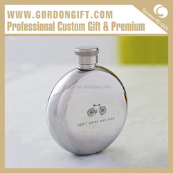 HF-030 Fashion Design Own brand Hip Flask Guangzhou Factory