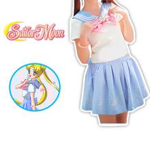 New Gorgeous Sailor Moon School Girl Uniform Japanese Cosplay Costume KK767