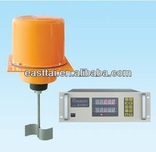 S900 Pulp Consistency Transmitter to Adjust the Pulp Consistency