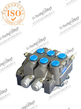 sectional directional control valve DL-15 hydraulic manual spool valves environmental truck parts