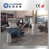 top supplier for 100-2000kg/h heavy duty waste PE PP PET pvc pipe shredder