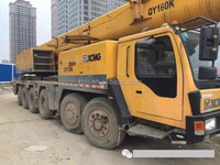 used crane China original,XCMG QY160K, used truck crane 160 ton