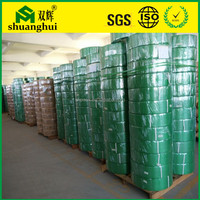 China factory Pallet Band green Plastic Packaging Strips for machine