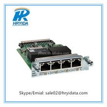 Original Cisco network module 4 port VWIC3-4MFT-T1/E1