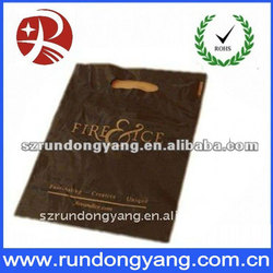 plastic shopping bags with priviate logo