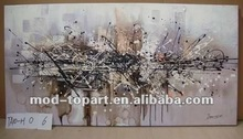 2012 new design stretched canvas painting&abstract painting&oil painting&canvas art&wall art&art picture
