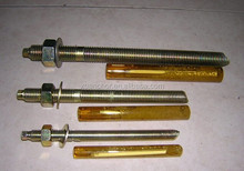 fasteners manufacture expansion chemical anchors in hebei yongnian