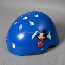 CE approved in-mold safety sport riding kids bike helmet