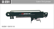 China factory unicity long stroke hydraulic cylinder used military vehicles DONGFENG trucks part
