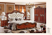 best quality american style bed adult bedroom furniture