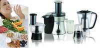 100% Natural Factory Offer European certificates automatic food processor with multi-functions VL-5888B